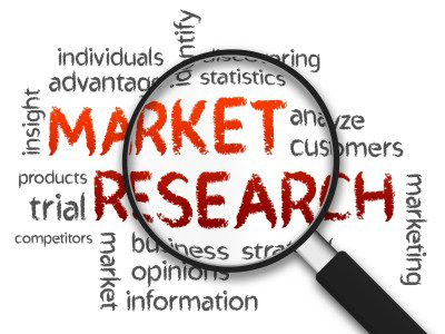 Market research and survey services